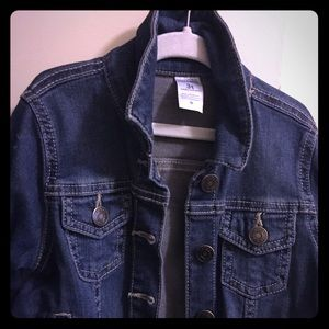 Carter's Denim Jacket ( nwot)